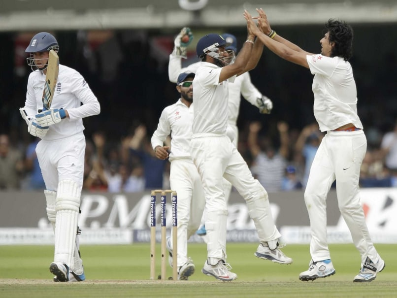 India in England: MS Dhoni Instructed me to Bowl Bouncers, Says Ishant Sharma