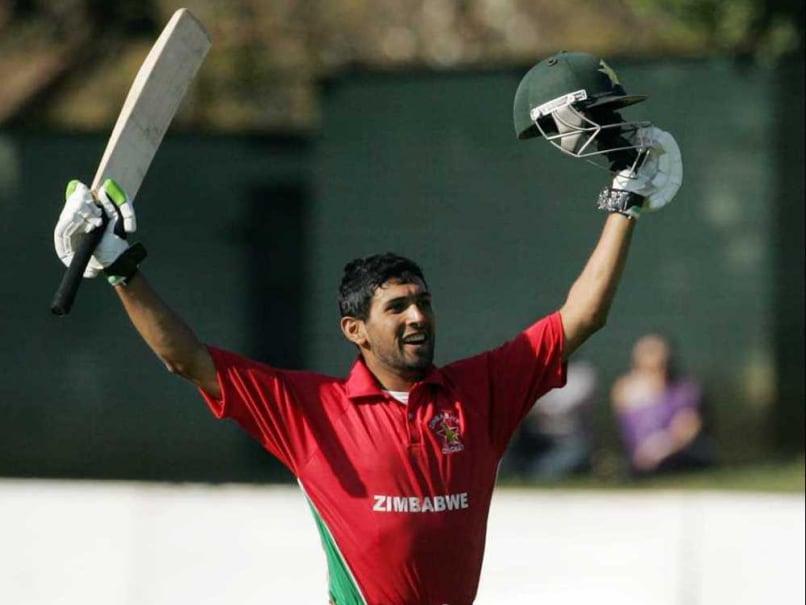 Sikandar Raza Revels as Zimbabwe Rout Afghanistan