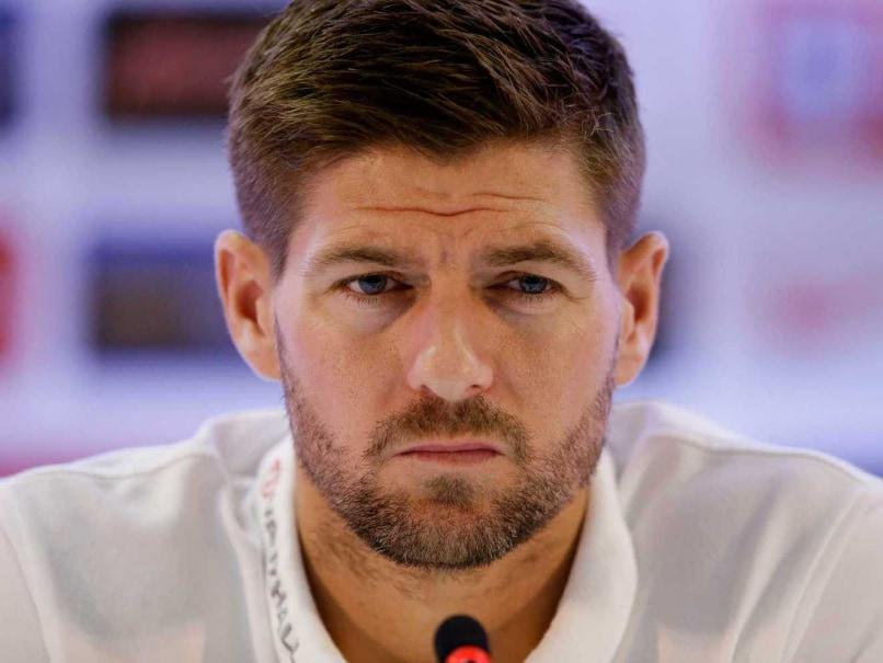 England Captain Steven Gerrard Retires From International Football