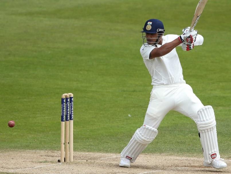 Stuart Binny Trent Bridge debut