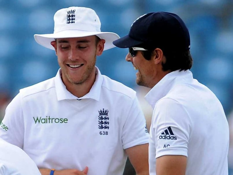 Out-of-Sorts England Captain Alastair Cook Gets Stuart Broad Backing