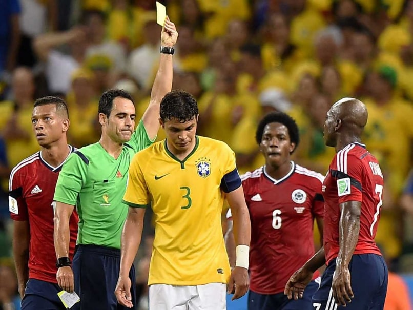 World Cup 2014: Brazil Want Thiago Silva Ban Scrapped, Zuniga Inquiry