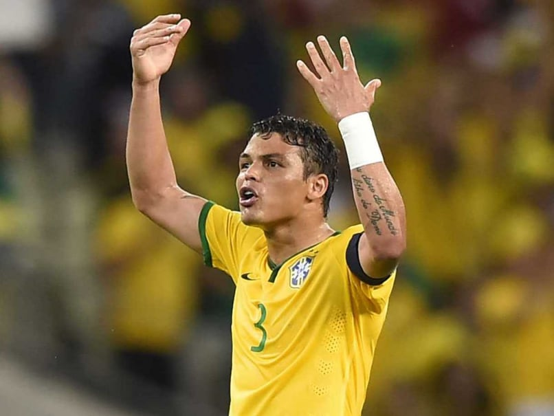 Thiago Silva Returns to Brazils Squad For World Cup Qualifiers
