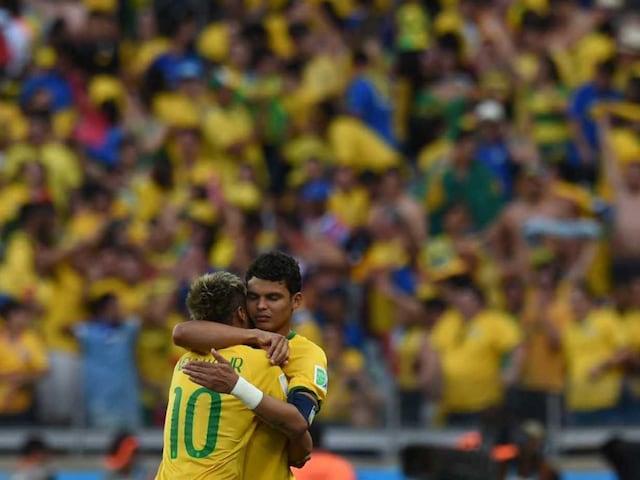 FIFA World Cup: Thiago Silva Tears Into Critics Over Tears