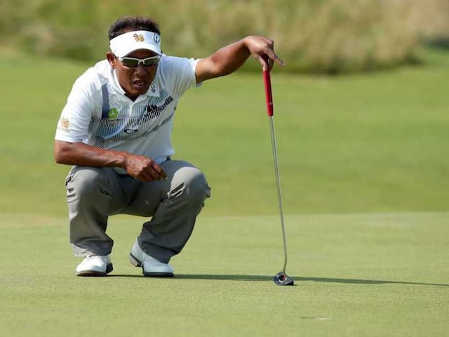 Thongchai Jaidee Stays on Course at British Open