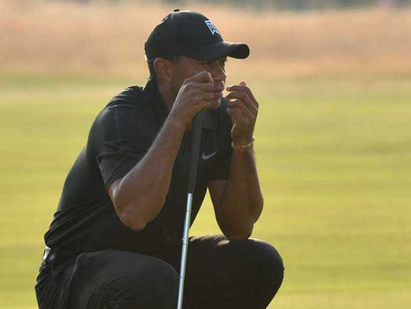 Tiger Woods' Fate a Mystery as Year's Last Major Looms