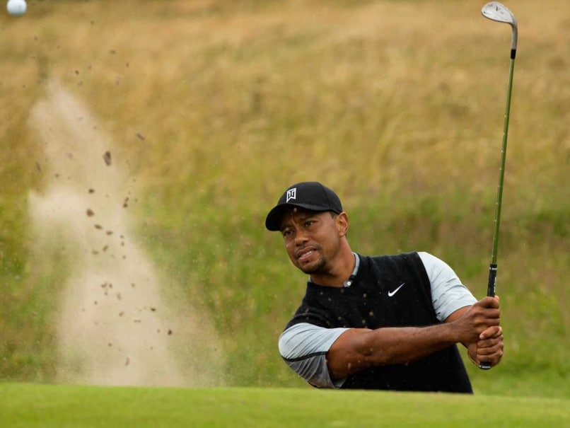 Tiger Woods Admits Making Too Many Mistakes in British Open