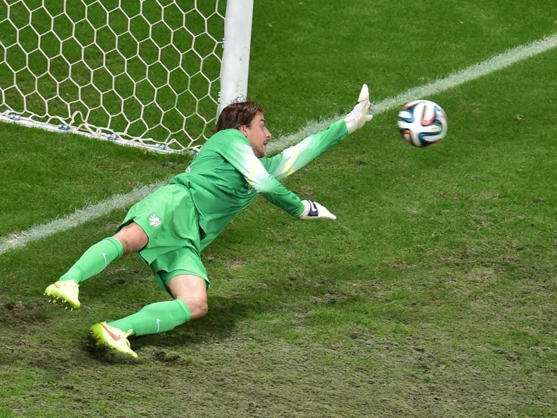 World Cup 2014: Tim Krul in Dreamland After Shoot-Out Switch