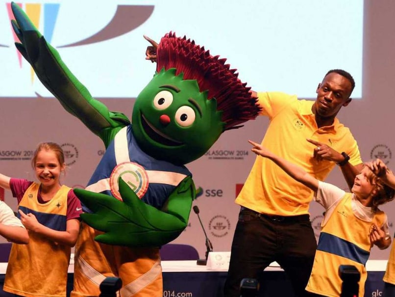 Commonwealth Games 2014: Jamaican Sprinter Usain Bolt Ready to Take Glasgow by Storm