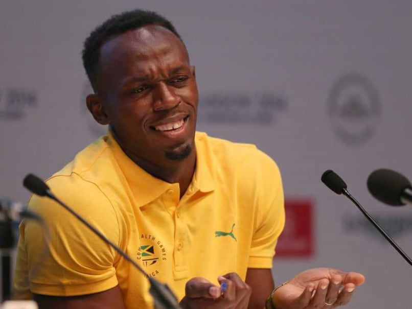 Usain Bolt Denies Foul-Mouthed Criticism of Glasgow 2014