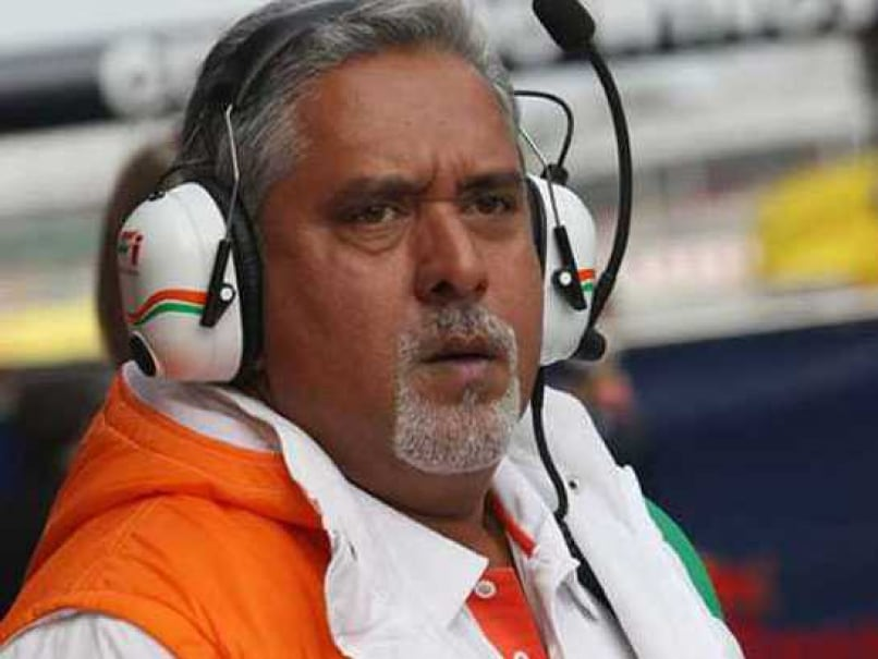 Fair Distribution of Revenues Must to Solve F1 Crisis: Vijay Mallya