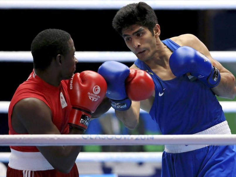 Commonwealth Games: Vijender Singh Leads India in Boxing Finals