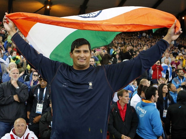 Vikas Gowda Qualifies for 2016 Rio Olympics After Revision of Entry Standards