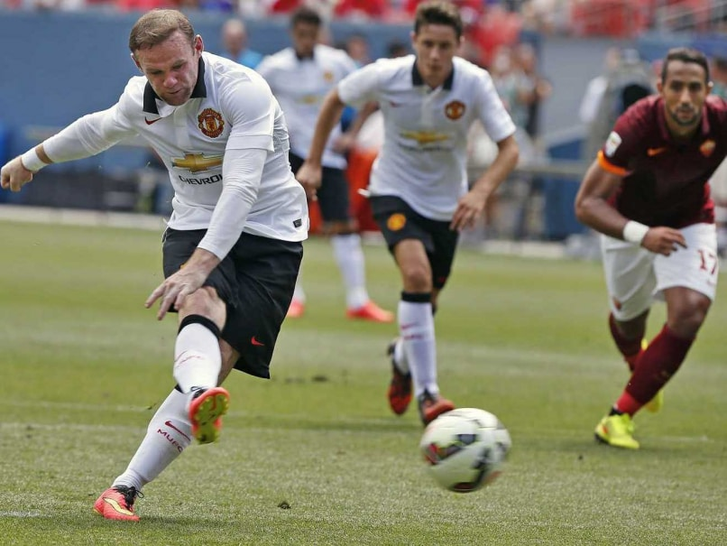 Wayne Rooney Scores Two in Manchester United Friendly Win Over Roma
