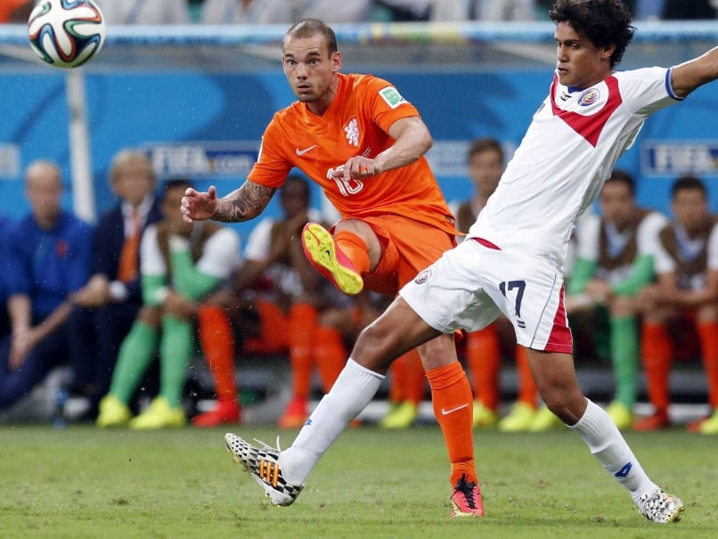 World Cup 2014, Highlights: Netherlands Beat Costa Rica on Penalties, Set Up Semifinal Clash With Argentina