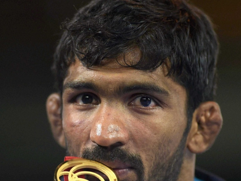 For Yogeshwar Dutt, Korea a Happy Hunting Ground