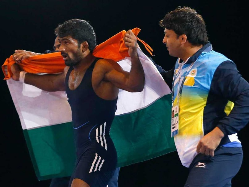 Asian Games: For Sushil Kumar, Yogeshwar Dutt's Semis Bout Best Ever