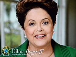 Brazil President Dilma Rousseff Vows Greater Role in Rio 2016 Preparations