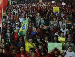 FIFA World Cup: Protesters March in Sao Paulo Ahead of Mega Event
