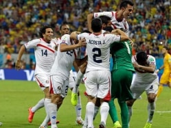 Costa Rica Defeat Greece in Penalty Shootout to Enter Quarterfinals