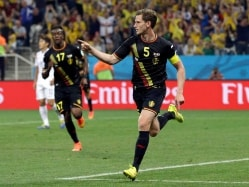 FIFA World Cup: Belgium Defeat South Korea, Will Face USA in Knockouts