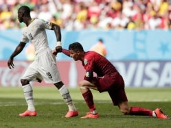 Portugal Wins and Goes Home; Ghana Just Goes Home