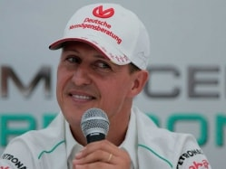 Michael Schumacher Can Walk, Claims Magazine; Manager Denies