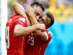 FIFA World Cup: Xherdan Shaqiri's Hattrick Puts Swiss Into 2nd Round