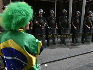 Brazil Gears up for FIFA World Cup but Strike Threat Looms
