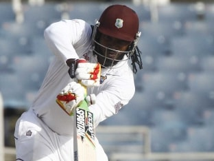 Chris Gayle 100th Test