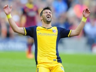 Spain's David Villa Signs Guest Stint With Melbourne City