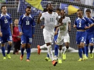 FIFA World Cup: Didier Drogba Fires Ivory Coast Past El Salvador in Friendly