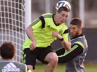 Spain Better Than What They Were in 2010, Claims Torres