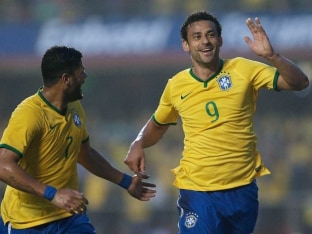 Brazil Beat Serbia 1-0 in Final FIFA World Cup Warm-Up