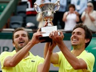 French Open: Julien Benneteau and Edouard Roger-Vasselin Win Maiden Men's Doubles Title