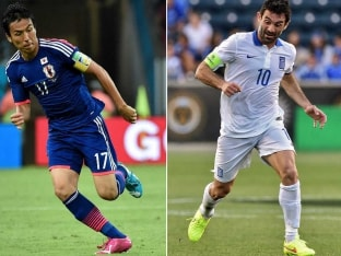 FIFA World Cup Preview: Japan, Greece Face Moment of Truth