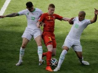 Belgians are Ravenous,says Kevin De Bruyne after Win vs Algeria