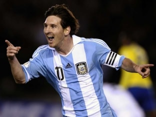 Lionel Messi World's Most Valuable Player, Study Shows