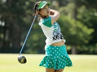 Lucy Li, 11, Ready to Make US Women's Open History
