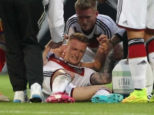 Germany's Marco Reus Set to Miss FIFA World Cup After Ankle Tear