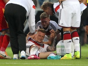 FIFA World Cup: Germany's Marco Reus Ruled Out, Shkodran Mustafi to Replace Him