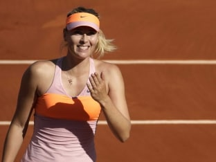 French Open: 2012 Champ Maria Sharapova Awaits Simona Halep in Final