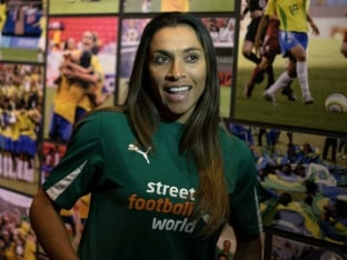 FIFA World Cup: Bring on the Women Referees, Urges Marta
