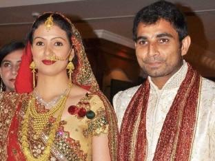 Mohammad Shami wedding