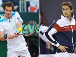 French Open: Andy Murray Hires Former Wimbledon Champion Amelie Mauresmo as Coach