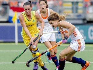 Hockey World Cup: Netherlands Women Enter Semifinals With 2-0 win Over Australia