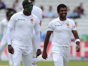 Angelo Mathews Hopes To Utilise Mahela Jayawardene's Inside Knowledge of England