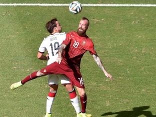 FIFA World Cup: Portugal Deny Raul Meireles Showed 'Finger' to Referee