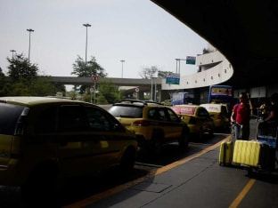 FIFA World Cup: Rio Airport Staff Call Partial Strike for Opener