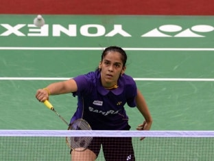 Saina Nehwal Becomes First Non-Chinese Player to Win Super Series in 2014